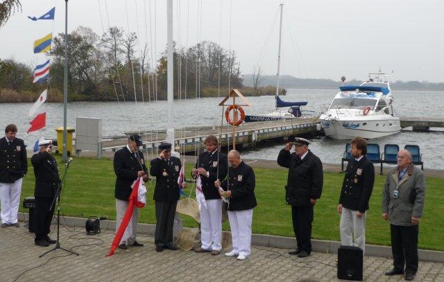 Yacht Klub Polski Szczecin zakończył sezon