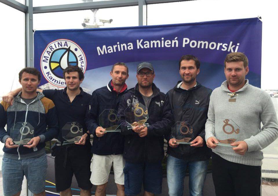 Zakończyły się regaty o Puchar Mariny Kamień Pomorski