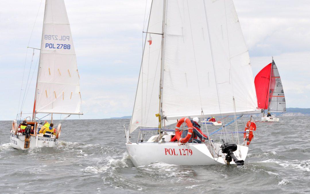 Dynamiczny morski etap ERT