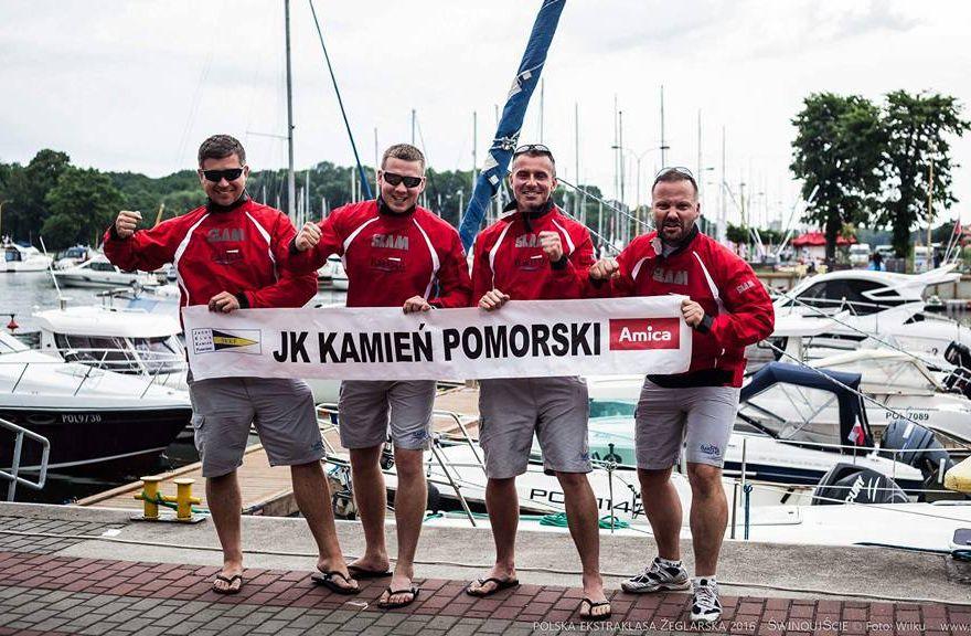 Amica JKKP Team wygrywa regaty PEŻ w Świnoujściu