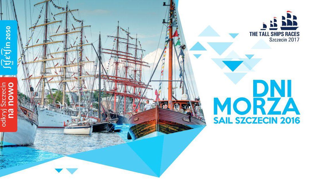 Dni Morza_Sail Szczecin: w oczekiwaniu na żaglowce