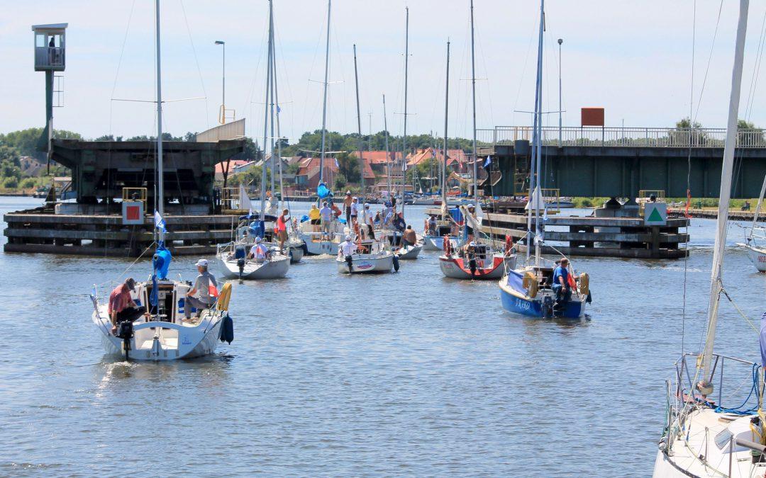 Wolin: zmiana godzin otwierania mostu podczas festiwalu