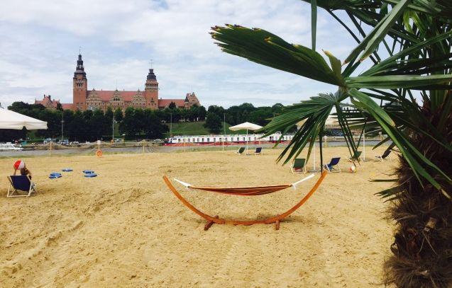 Szczecińska strefa letnia już działa!