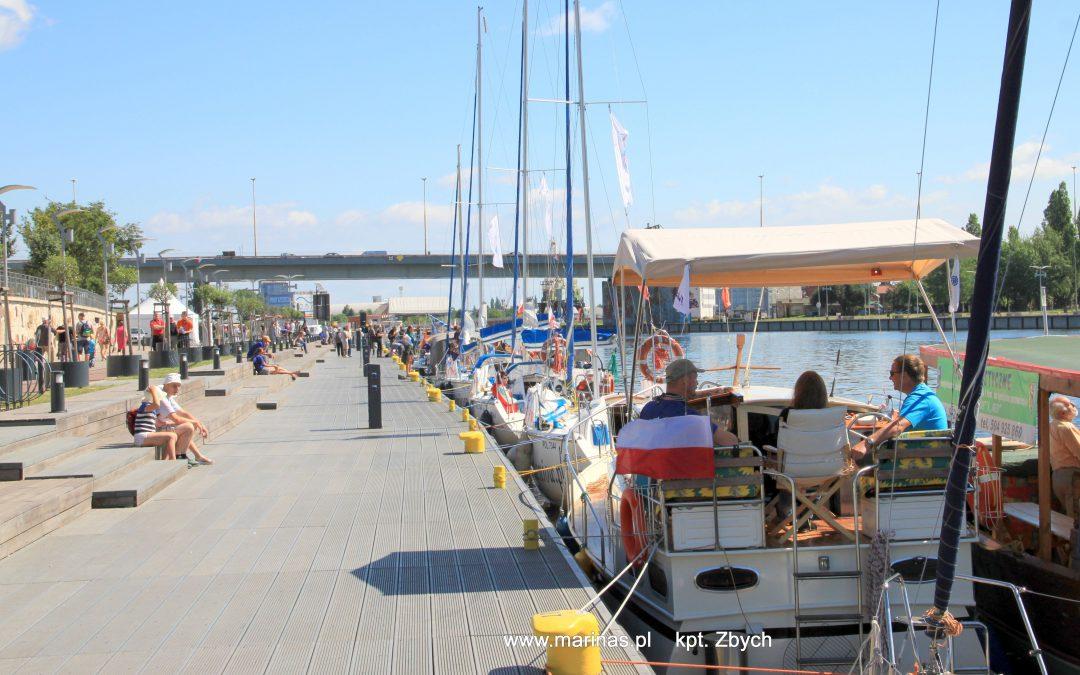 Weekend na wodzie – za pół ceny także w Szczecinie