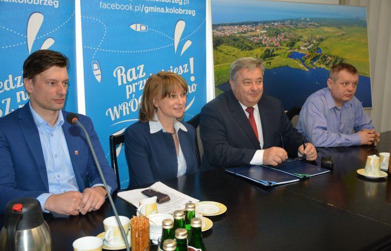 Kołobrzeg: umowa podpisana, będą inwestycje