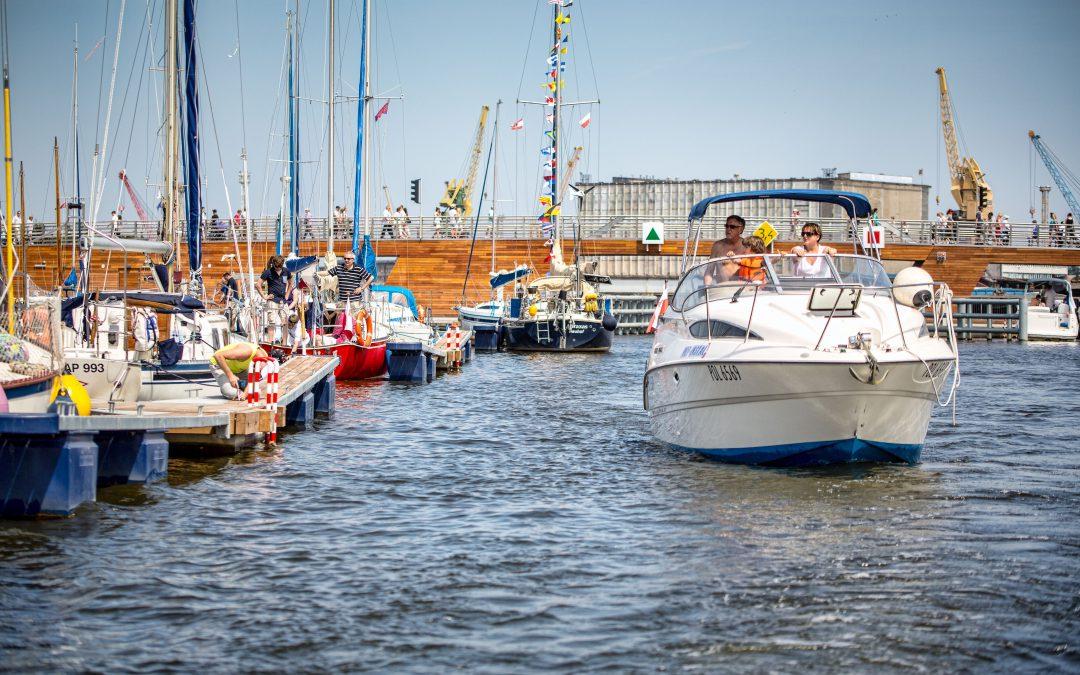 NorthEast Marina: trwają przedsezonowe prace