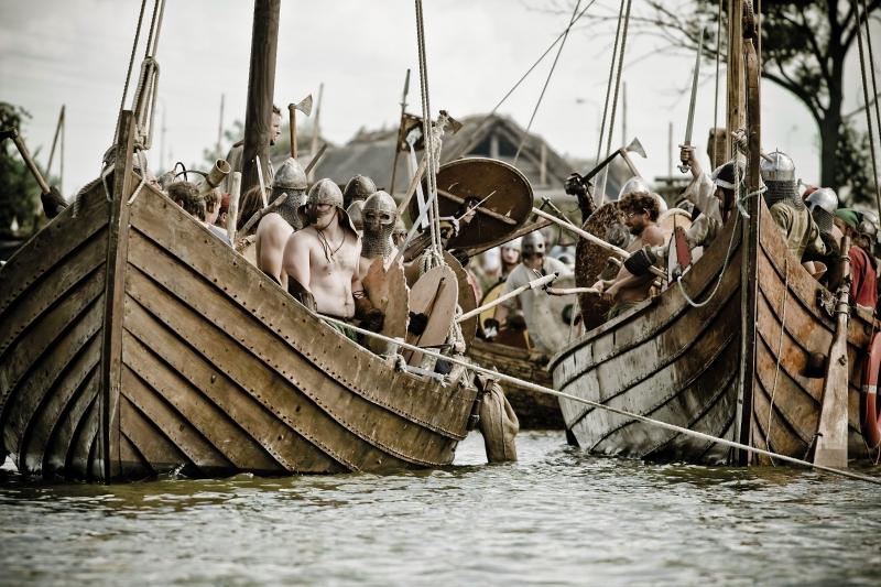 Wikingowie przechodzą do ofensywy na Szlaku Żeglarskim