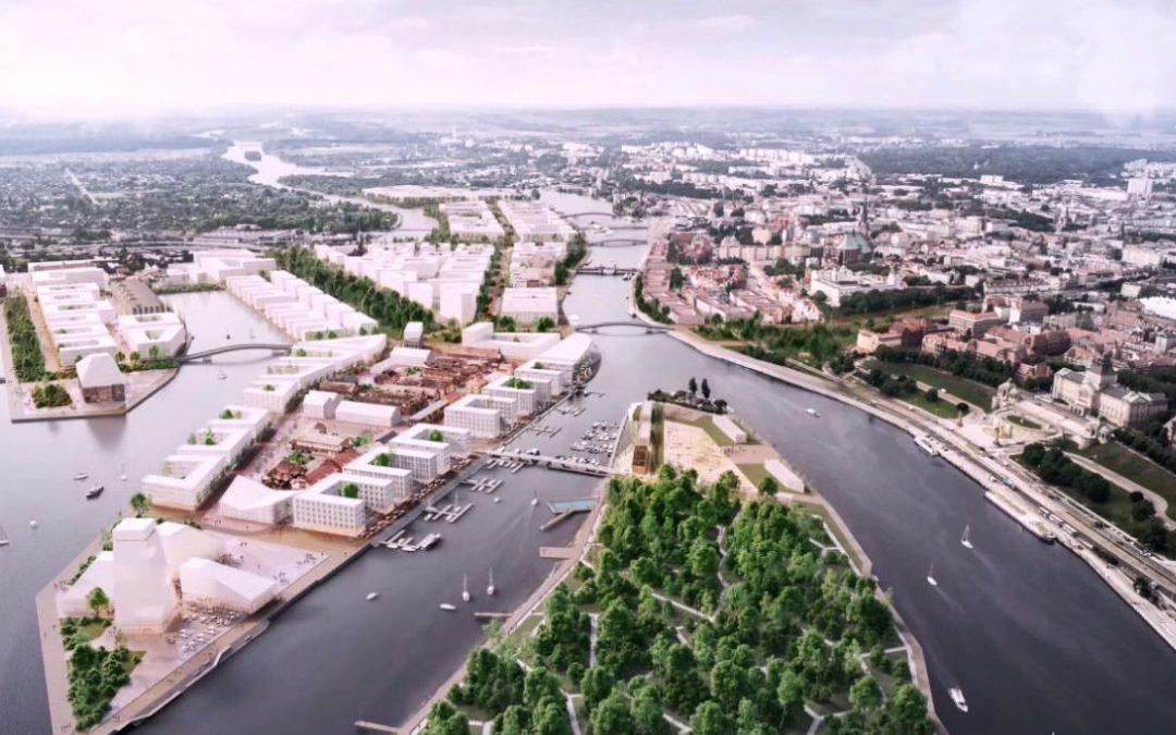 Oto najlepsza wizja nowego serca Szczecina
