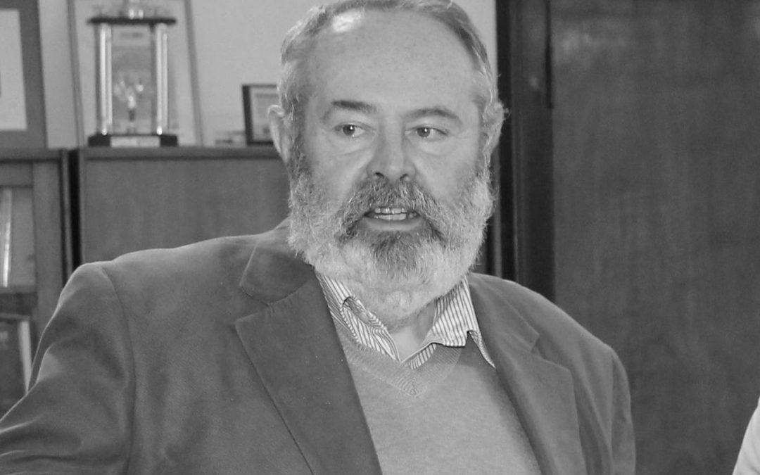 Zmarł redaktor Andrzej Gedymin