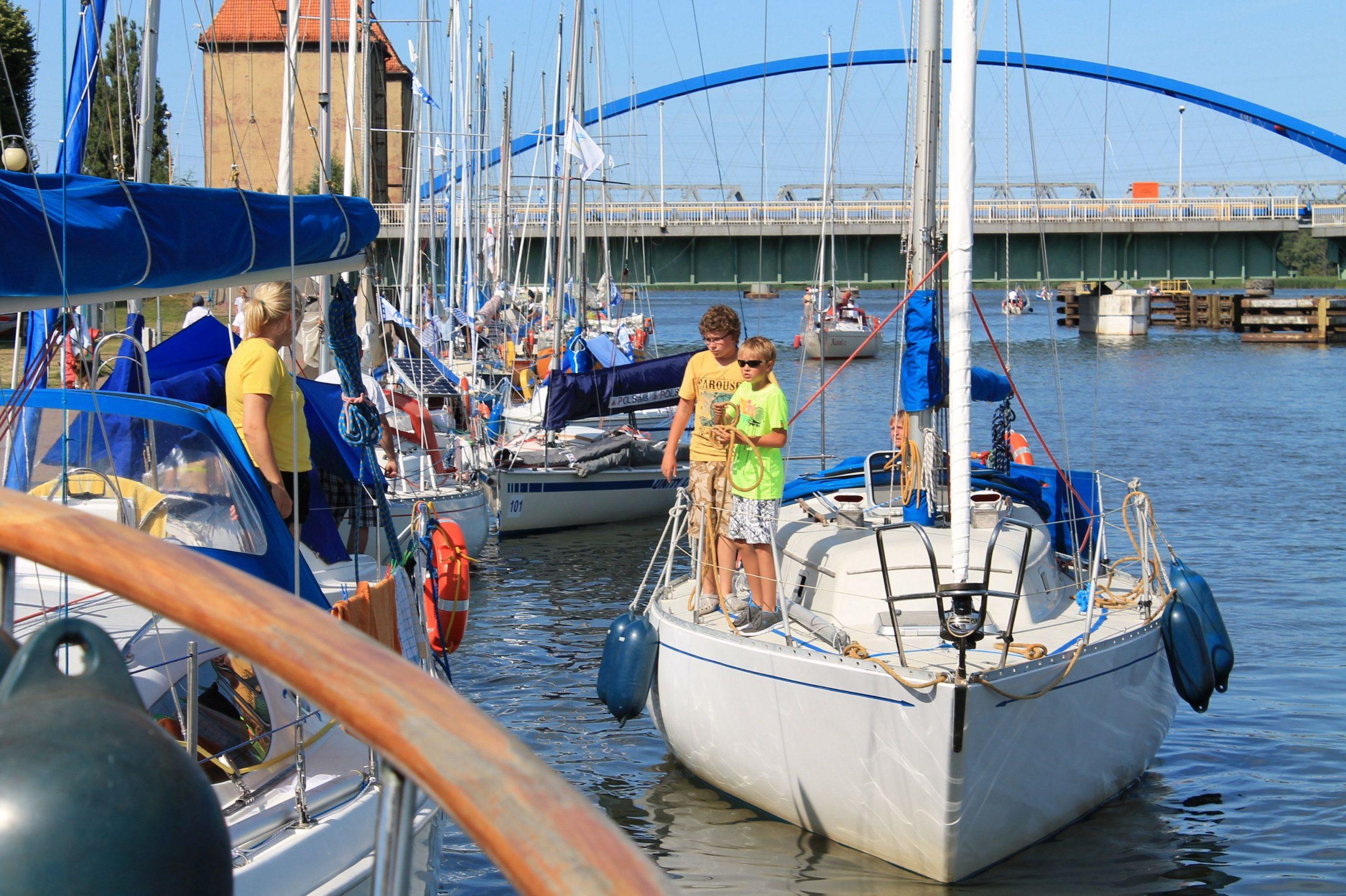 W ERT biorą udział całe rodziny (fot. marinas.pl)