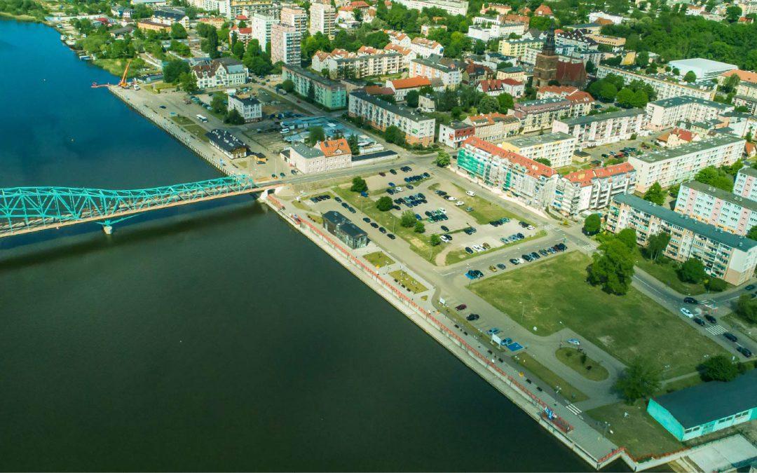 Nabrzeże Miejskie, Gryfino