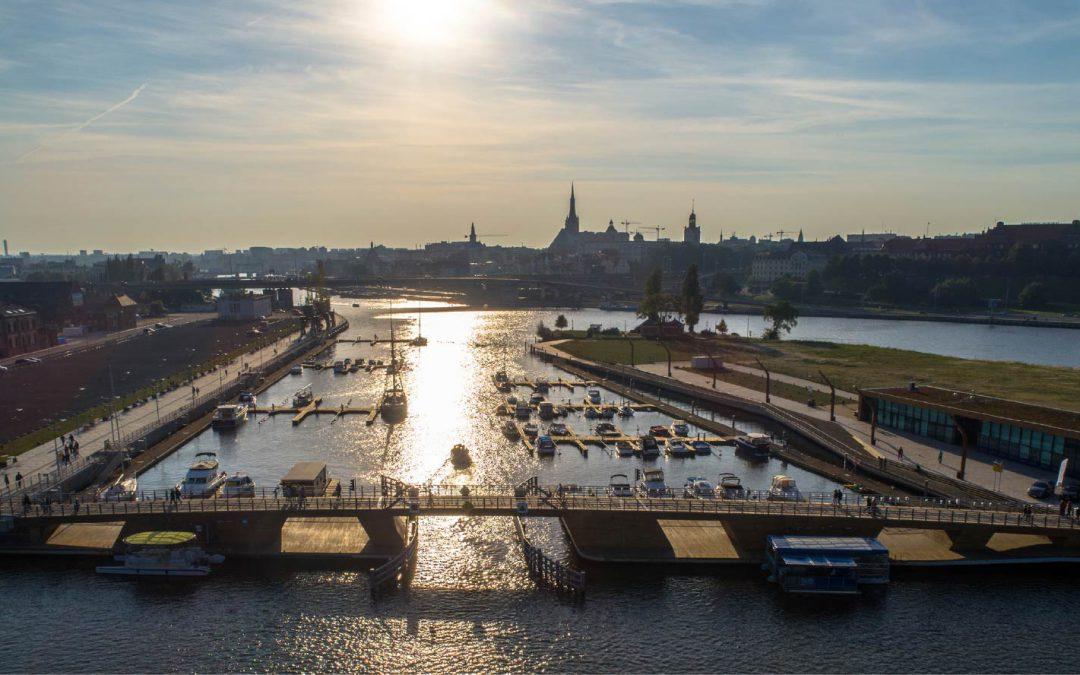 North East Marina w Szczecinie