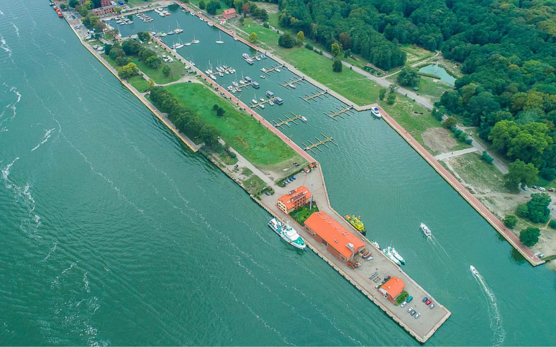 Port jachtowy Basen Północny