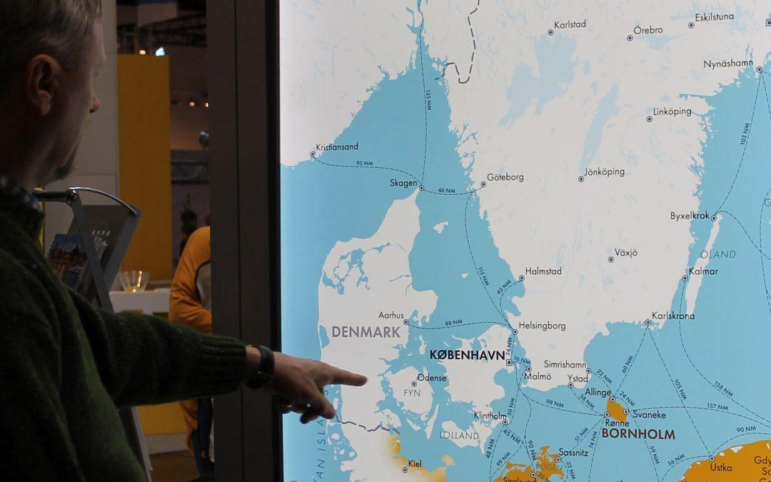 O bezpiecznych marinach na polsko-norweskim forum