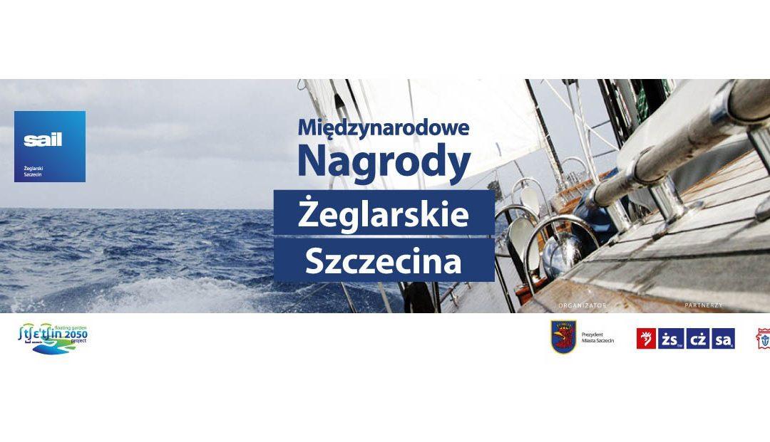 Zgłoś kandydata do Międzynarodowych Nagród Żeglarskich Szczecina