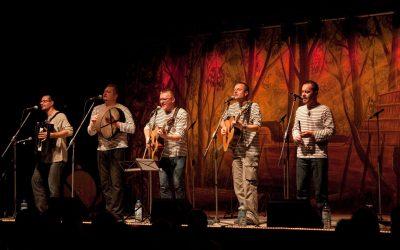 Muzyczny rejs od Krakowa do Szczecina
