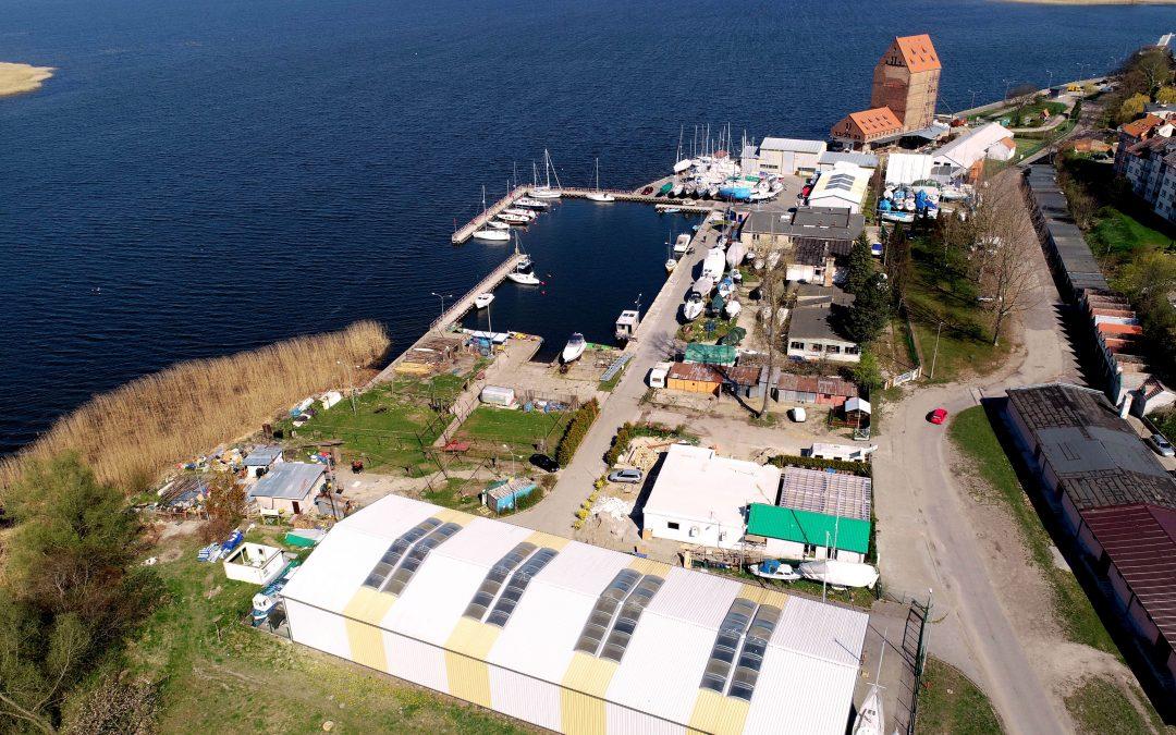 Kamień Pomorski: jest wykonawca, będzie rozbudowa portu