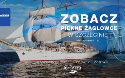 Żagle 2021 zamiast The Tall Ships Races