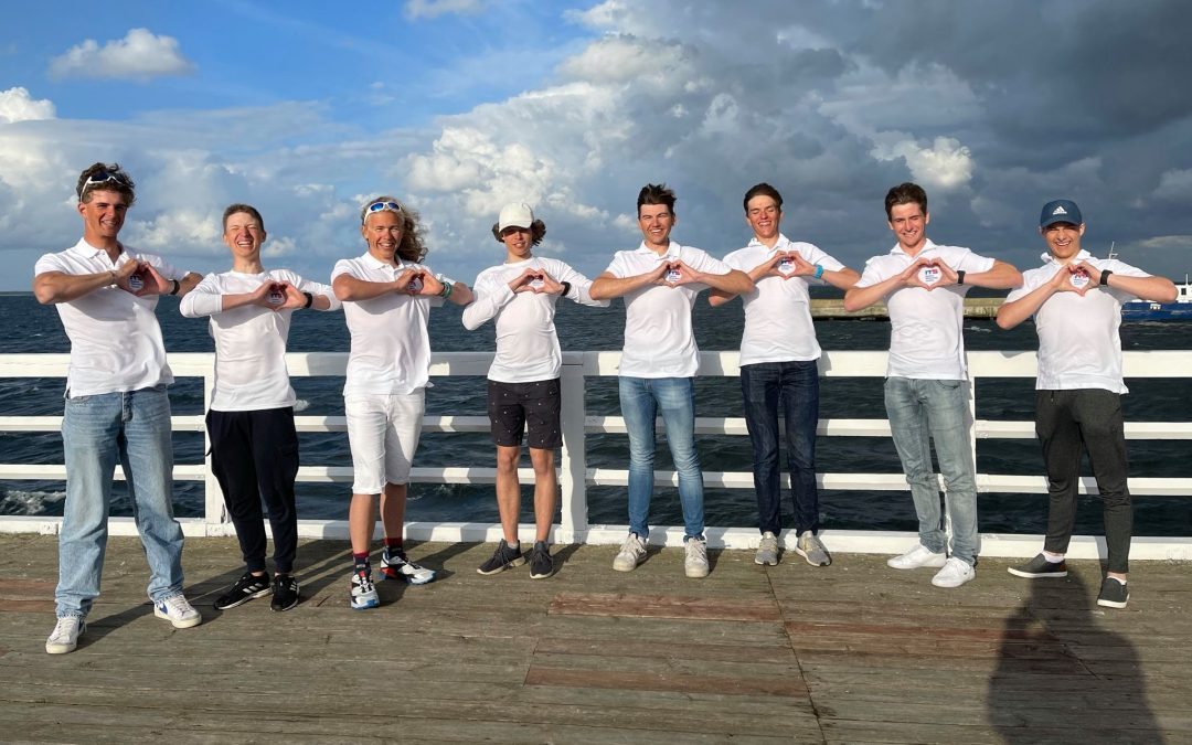 Szczecin dumny z młodych żeglarzy